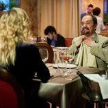 Antonio Recio cena con Rosana en el 11x06 de 'La que se avecina'