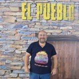 Javier Losán interpreta a El ovejas en 'El pueblo'