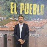 Ricardo Carbonero, director de Amazon Prime Video, posando para 'El pueblo'