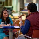 Clara cena con Amador en el 11x06 de 'La que se avecina'