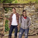 Laura y Macarena, madre e hija en 'El Pueblo'