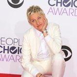 Ellen DeGeneres, en la alfombra roja de los Premios People's Choice