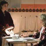 María Alcántara habla con Mercedes en el 20x10 de 'Cuéntame cómo pasó'