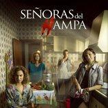 Cartel promocional de 'Señoras del (h)AMPA'