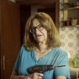Mamen García es Amparo en 'Señoras del (h)AMPA'