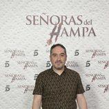 Alfonso Lara en la presentación de 'Señoras del (h)AMPA'