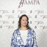 Ana Fernández, en la presentación de 'Señoras del (h)AMPA'
