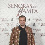 Fernando Cayo, en la presentación de 'Señoras del (h)AMPA'
