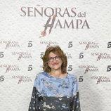 Mamen García, en la presentación de 'Señoras del (h)AMPA'