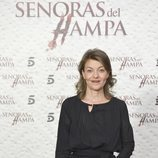Nuria González, en la presentación de 'Señoras del (h)AMPA'
