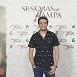 Raúl Mérida en la presentación de 'Señoras del (h)AMPA'
