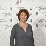 Gloria Muñoz en la presentación de 'Señoras del (h)AMPA'
