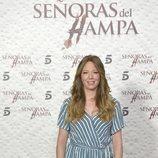 Ainhoa Santamaría durante la presentación de 'Señoras del (h)AMPA'