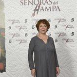 Gloria Muñoz es una de las actrices de 'Señoras del (h)AMPA'