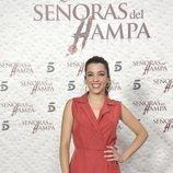 Nuria Herrero mientras se presenta 'Señoras del (h)AMPA'