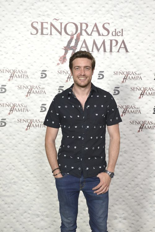 Raúl Mérida, actor de 'Señoras del (h)AMPA'