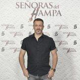 Fernando Coronado durante la presentación de 'Señoras del (h)AMPA'
