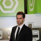 El actor Íker Lastra en la gala de los Premios Tp de Oro 2008
