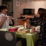 Javi y Lola cenan juntos en el 11x07 de 'La que se avecina'