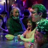 Bruno y Menchu en el bar de Coque en el 11x07 de 'La que se avecina'