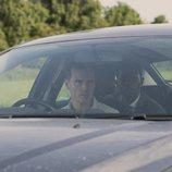 """Andrew Scott y Damson Idris en """"Añicos"""", episodio 5x02 de 'Black Mirror'"""
