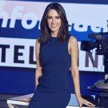 Alba Lago, presentadora de 'Informativos Telecinco'