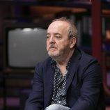 Javier Pons, director de Globomedia, en la presentación de 'Dar cera, pulir #0'