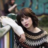 Alba Planas, Eva en 'Skam España', en una foto promocional de la segunda temporada
