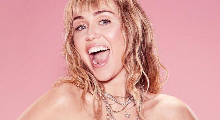 Miley Cyrus Se Desnuda Para Protestar Contra Las Leyes Restrictivas