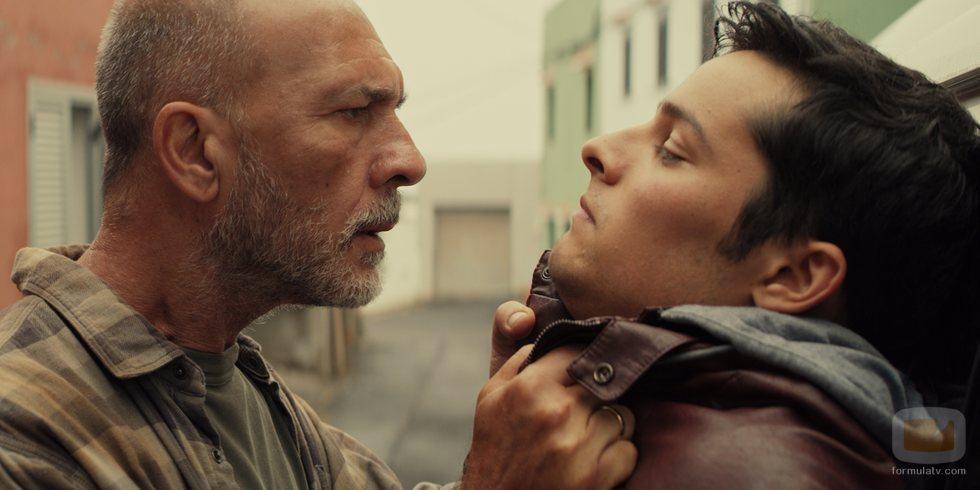 Daniel y Díaz se enfrentan en 'Hierro'