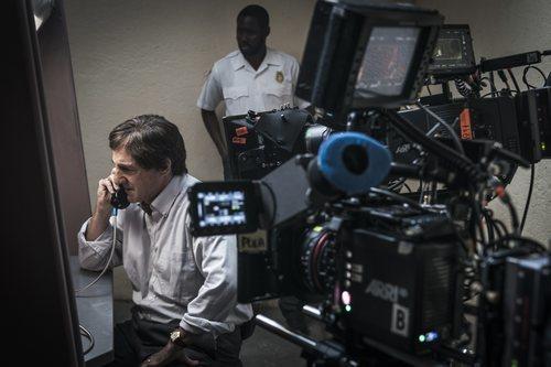 Ramón Agirre interpreta al padre de Pablo Ibar en la serie 'En el corredor de la muerte'