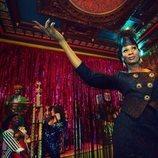 Elektra Abundance presenta uno de sus shows en 'Pose'