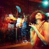 Angel Evangelista disfruta de uno de sus bailes en 'Pose'