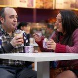 Agustín y Clara se toman un helado en el 11x08 de 'La que se avecina'