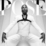 Billy Porter como Pray Tell en un póster de la segunda temporada de 'Pose'