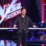 David Bisbal en una imagen promocional de 'La Voz Senior'