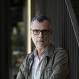 Eduard Cortés, director de 'Dime quién soy', en la presentación de la serie