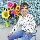 Sonsoles Ónega, presentadora de 'Ya es mediodía'
