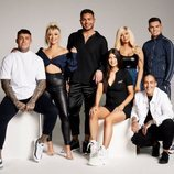 Elenco de la 19ª temporada de 'Geordie Shore'