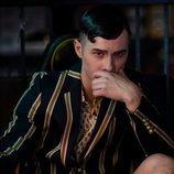 Nolan Gould y su outfit retro en la revista C'est Prune