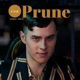 Nolan Gould y su provocativa portada de la revista C'est Prune