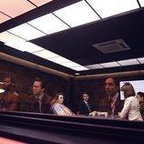 Hayley Atwell es interrogada en uno de los episodios de 'Criminal'