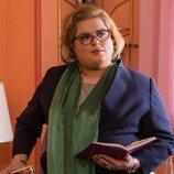 Brays Efe es Paquita en la tercera temporada de 'Paquita Salas'