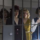 Marga, Lidia, Ángeles y Sara en la cuarta temporada de 'Las chicas del cable'