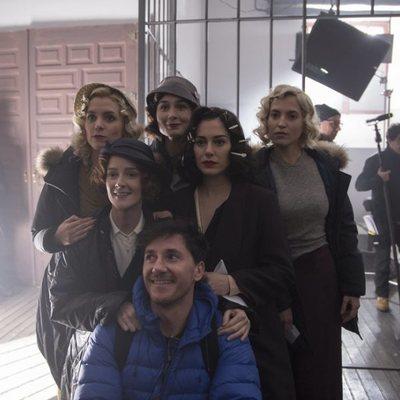 La cuarta temporada de 'Las chicas del cable', en imágenes