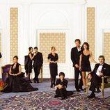 El elenco principal de 'Amor prohibido', telenovela turca que llega a España de la mano de Nova
