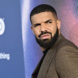 Drake, en la premiere de 'Euphoria'