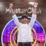 Aleix se convierte en el ganador de 'MasterChef 7'