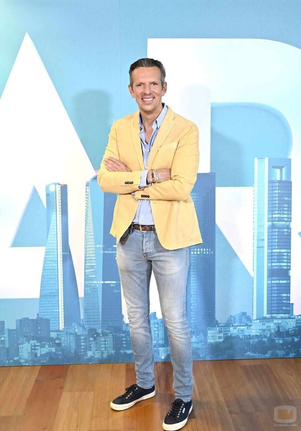 Joaquín Prat, en el cierre de la temporada 15 de 'El programa de Ana Rosa'