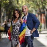 Carmen Alcayde y Emilio Pineda presentan el especial del Orgullo 2019 en Telemadrid